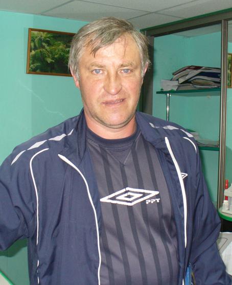 Мочалов Сергей Николаевич - тренер красносулинцев