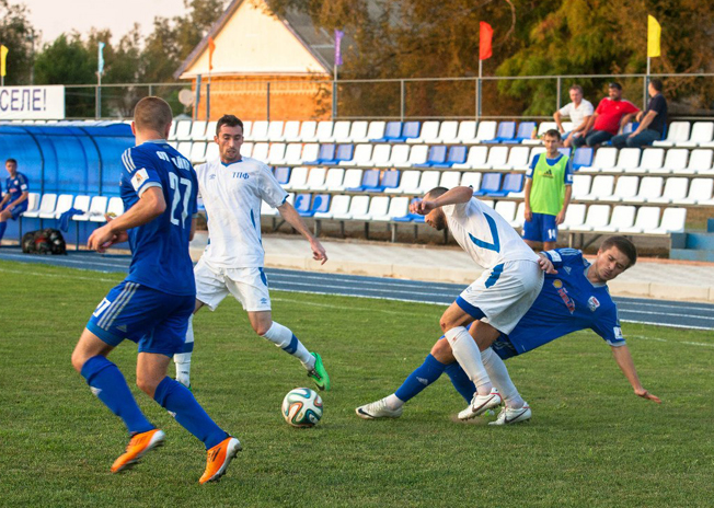 Футбол ЮФО-СКФО