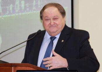 Николай Григорьевич Сардак избран на новый пятилетний срок руководителем Федерации футбола Ростовской области
