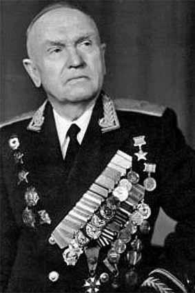 Павел Порфирьевич Брикель - участник ВОВ