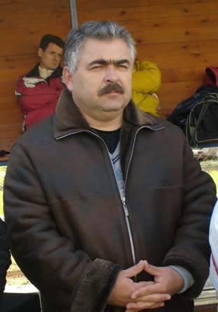 Владимир Сакеллариус 2-6 ноября 2006 года, Ростов-на-Дону, стадион РО УОР, Кубок Мосалева