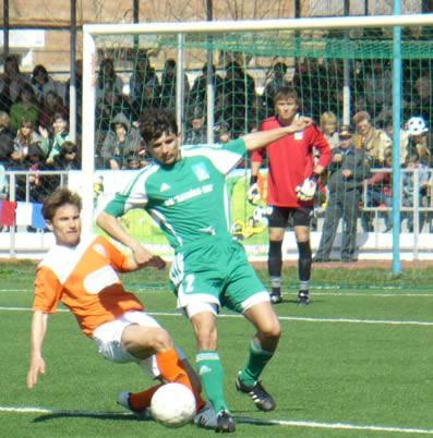 Второй дивизион. Зона «Юг»-2009