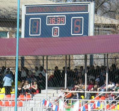 «Батайск-2007» - «Жемчужина-Сочи» – 1:5