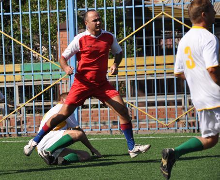 Чемпионат муниципалитетов Ростовской области 2012 СМО