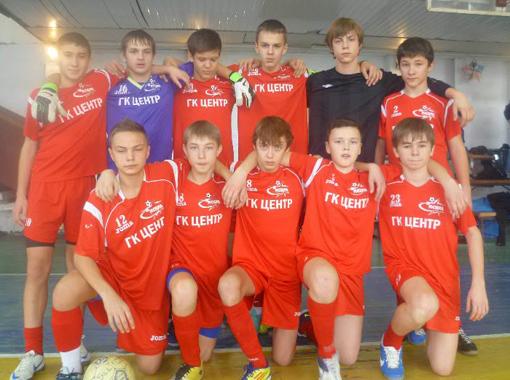 Юношеские соревнования ДЮСШ мини-футболу Юфо-Скфо 2013