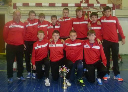 Соревнования ДЮСШ Юфо-Скфо мини-футбол 2013