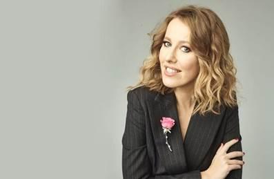 Журналистка и телеведущая Ксения Собчак