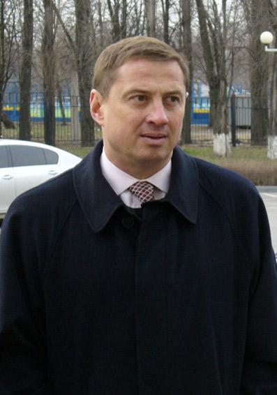 Спортивный директор футбольного клуба «Ростов» Александр Шикунов