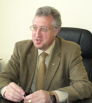 Юбилей отметил руководитель футбольной команды «Водник» (Александр Васильевич Лосев