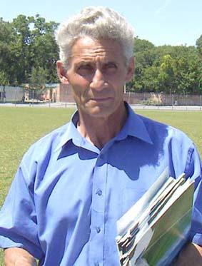 Александр Вениаминович Зырянов детский тренер