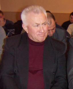 главный тренер «Ники» Красный Сулин Валерий Синау