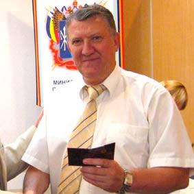 Борис Кабаргин руководил донским спортом 22 года