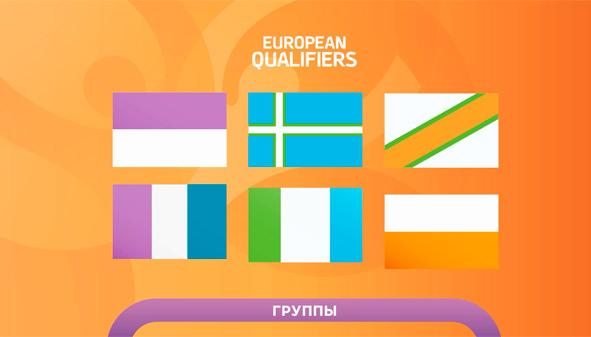 календарь и результаты отборочного турнира евро 2020