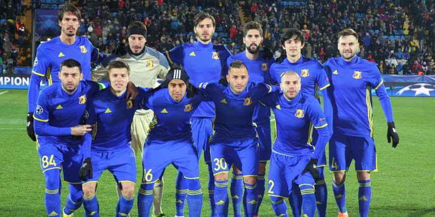 Смотреть футбол лига чемпионов ростов бавария