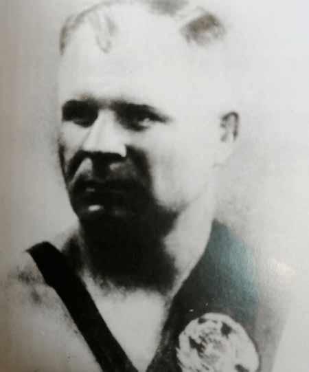 Дерич Константин, фронтовик
