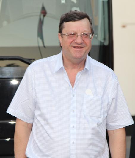 Перонко избран руководителем Краснодарской краевой федерации футбола