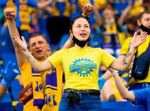 Ростовские «джокеры» дожали «быков»: «Ростов» - «Краснодар» 1-1