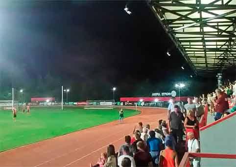 «Форте» - «Кубань» 0-2 обзор сыгранного ПФЛ 23 августа 2020