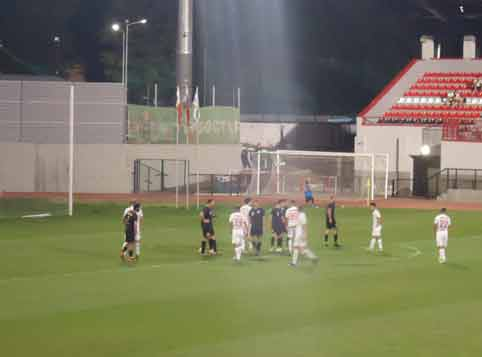 Форте - Кубань-Холдинг 0-1 обзор матча 1/256 КР (05.08.2020)