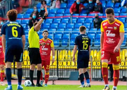 «Арсенал» - «Ростов» 2-3 обзор матча (27.09.2020)