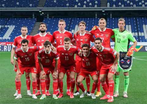 Сборная Россия по футболу 2020