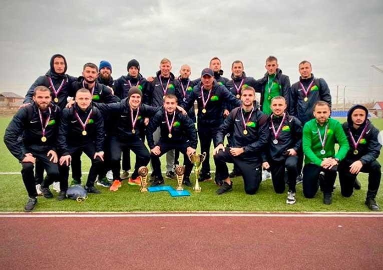 Финал 3 дивизион России по футболу 2020 Сочи
