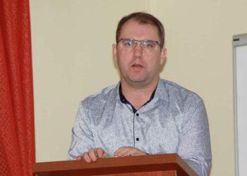 Дмитрий Соколов,Председатель комитета ветеранов футбола юга