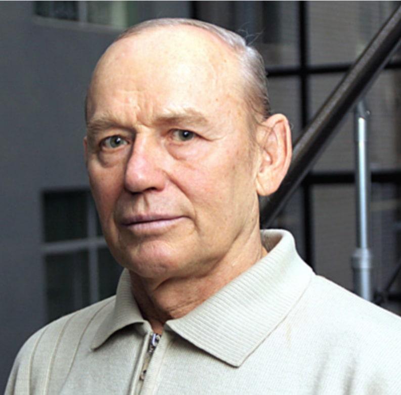 Анатолий Репин - учителю 80 лет