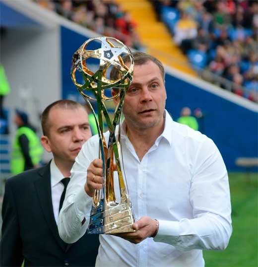 По самому оптимистичному сценарию футбол в России возобновится не раньше лета