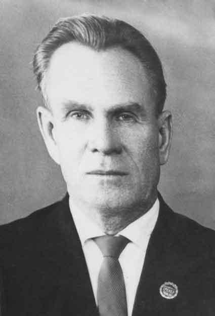 Илья Рясной - футболист, ветеран ВОВ