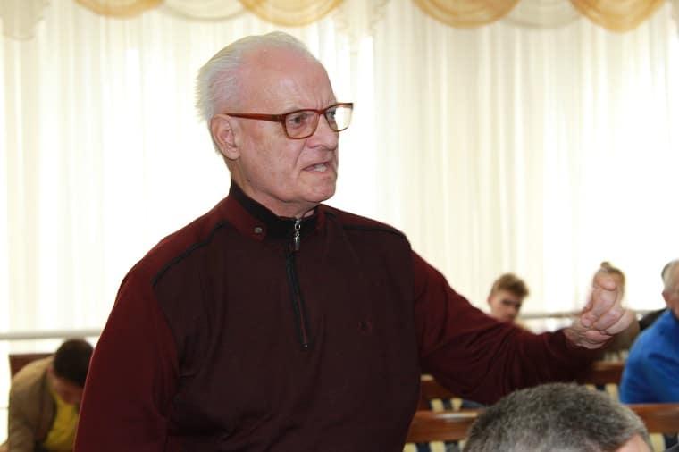 Умер Анатолий Митюхин (1936 - 2021)