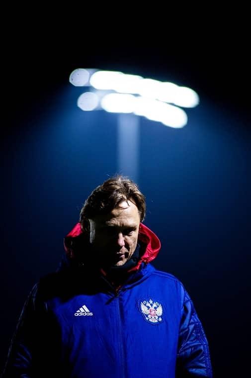 Состав сб. России по футболу на октябрьские матчи отбора ЧМ-2022